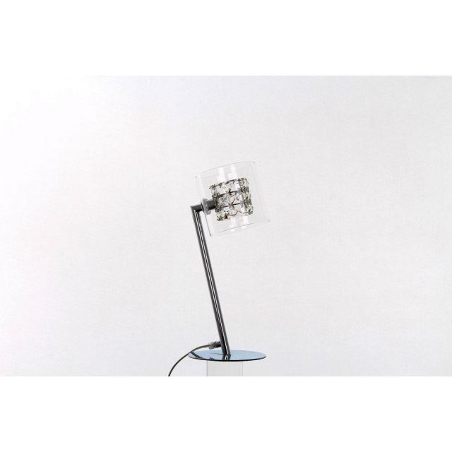 Impex CFH211171/TL/CH Sonja One Light Table Lamp In Chrome